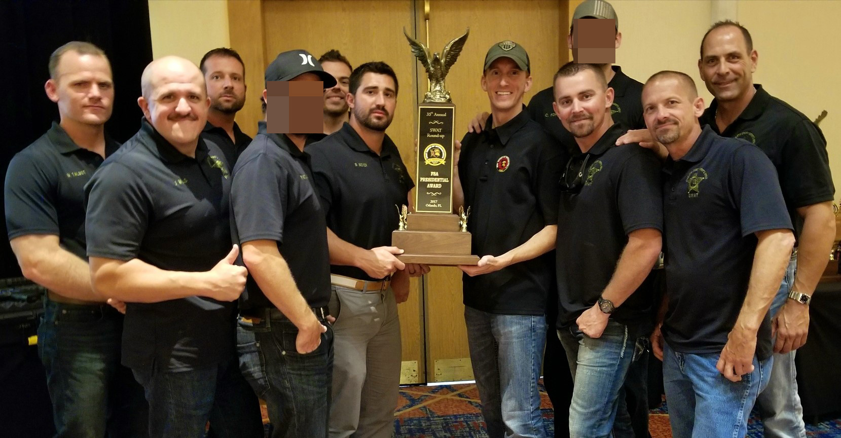 Charlotte County Sheriff's Office SWAT Team Recognized by Florida SWAT Association